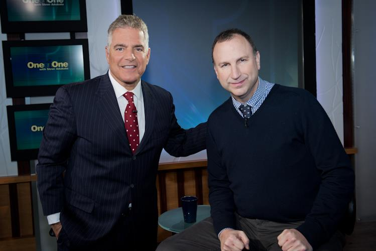 Steve Adubato Jr and Ken Kurson January 2018